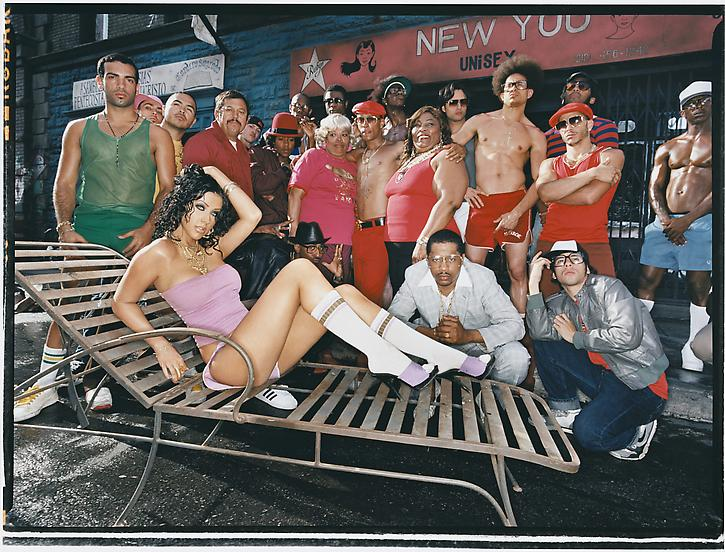 Photos by David LaChapelle